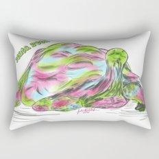 Delta Zeta Pearl Rectangular Pillow