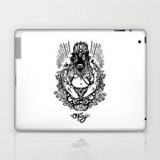 West Ganesh - Dark Laptop & iPad Skin