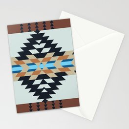 American Native Pattern No. 133 Stationery Cards