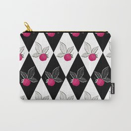 Abstraction.Berry-raspberry. Carry-All Pouch