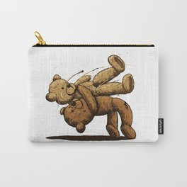 Bear Hug Carry-All Pouch