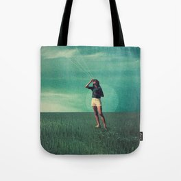Loved the way You once looked upon Tomorrow Tote Bag
