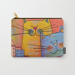 City cats Carry-All Pouch