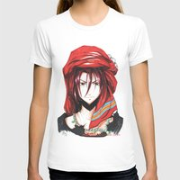 iwatobi T-shirts featuring Free! Iwatobi Swim Club Rin by Mistiqarts