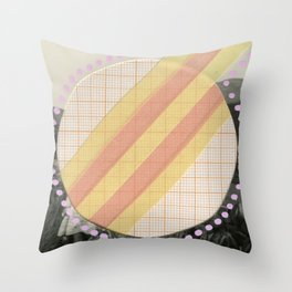 What's Left 003 Throw Pillow