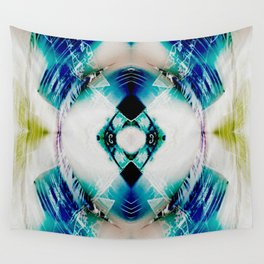 Neo Argyle Wall Tapestry