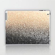 GOLD BLACK Laptop & iPad Skin