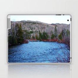 River in Nature Laptop & iPad Skin
