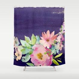 Flowers Bouquet 96 Shower Curtain