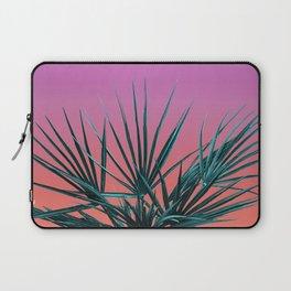 Pink Palm Life - Miami Vaporwave Laptop Sleeve