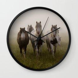 Curiosity II Wall Clock