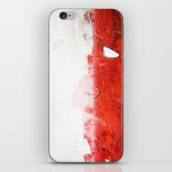 AIRLESS II iPhone & iPod Skin