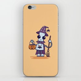 Ned's Halloween Witch iPhone Skin