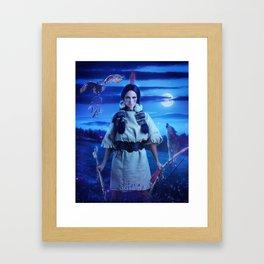 The Great Spirit Framed Art Print
