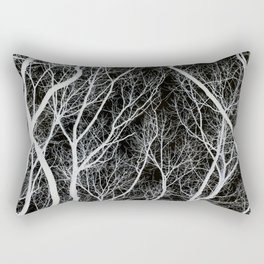 Abstract Tree Branches Rectangular Pillow