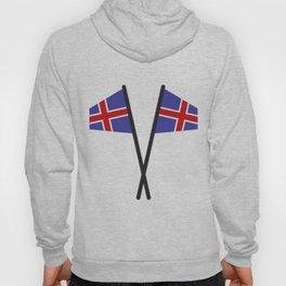 Icelandic flag Hoody