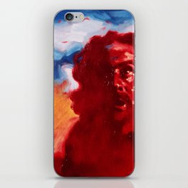 The Count In His Victory iPhone & iPod Skin