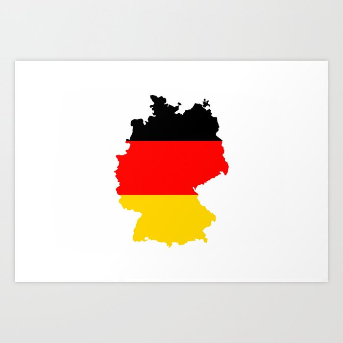 germany flag map Art Print by tony4urban on create a pushpin map, bangladesh map, home map, pin map, general map, city map, orientation map, continent map, police map, strategy map, west africa map, game map, calendar map, food map, armenia map, class map, peru's map, economy map, church map, scroll map,