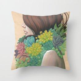 Arcadian Throw Pillow