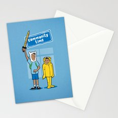 Community Time! Stationery Cards