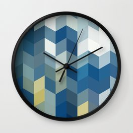 RHOMBUS No5 Wall Clock