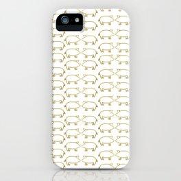 Pig iPhone Case