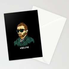 Van Gogh: Master of the #Selfie Stationery Cards