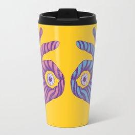 Thief Eyes Travel Mug