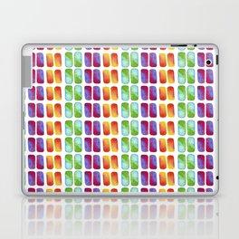 Color pops in Watercolor Laptop & iPad Skin