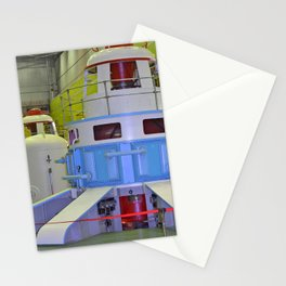 machine room HPP Stationery Cards