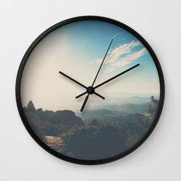 morning light ... Wall Clock