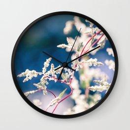 Enredadera Wall Clock