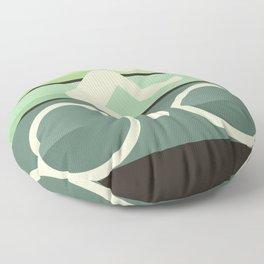 Let It Roll Floor Pillow
