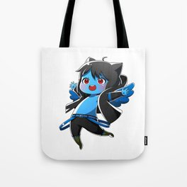 Chibi Luc (Expression 1) Tote Bag