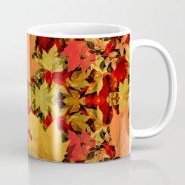 Leaves all Around Coffee Mug