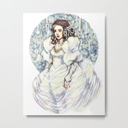 Spellbound- Labyrinth Metal Print