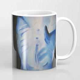 Men back Coffee Mug