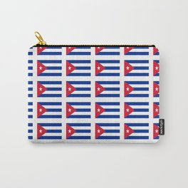 Flag of Chile 2 -Spanish,Chile,chilean,chileno,chilena,Santiago,Valparaiso,Andes,Neruda. Carry-All Pouch