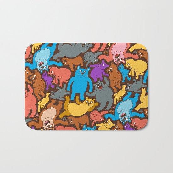 It Bears Repeating Bath Mat