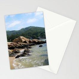 Silvermine Bay Beach Stationery Cards