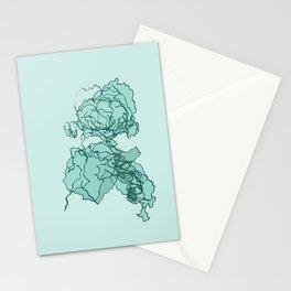 Rose I Stationery Cards
