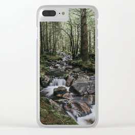 The Fairytale Forest - Landscape and Nature Photography Clear iPhone Case
