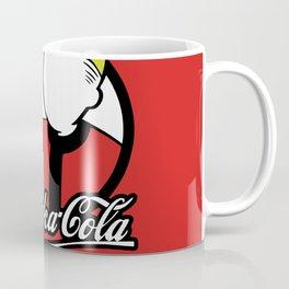 Nuka Cola Ice Cold Coffee Mug