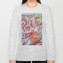Love Grafitti Long Sleeve T-shirt