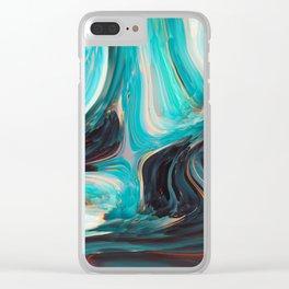 Tazio Clear iPhone Case
