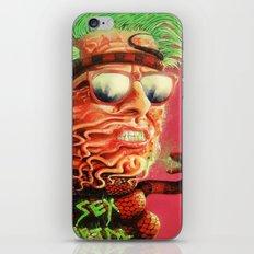 Sexmetal iPhone & iPod Skin