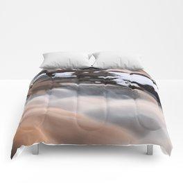 Ruby Winter Falls Comforters