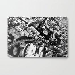 tokyo landscape Metal Print