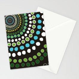 Aboriginal Pattern No. 6 Stationery Cards