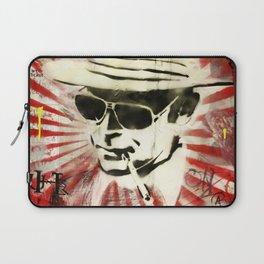 Hunter S Thompson Laptop Sleeve